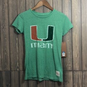 Original Retro Brand Tri-Blend Crewneck Miami Tee